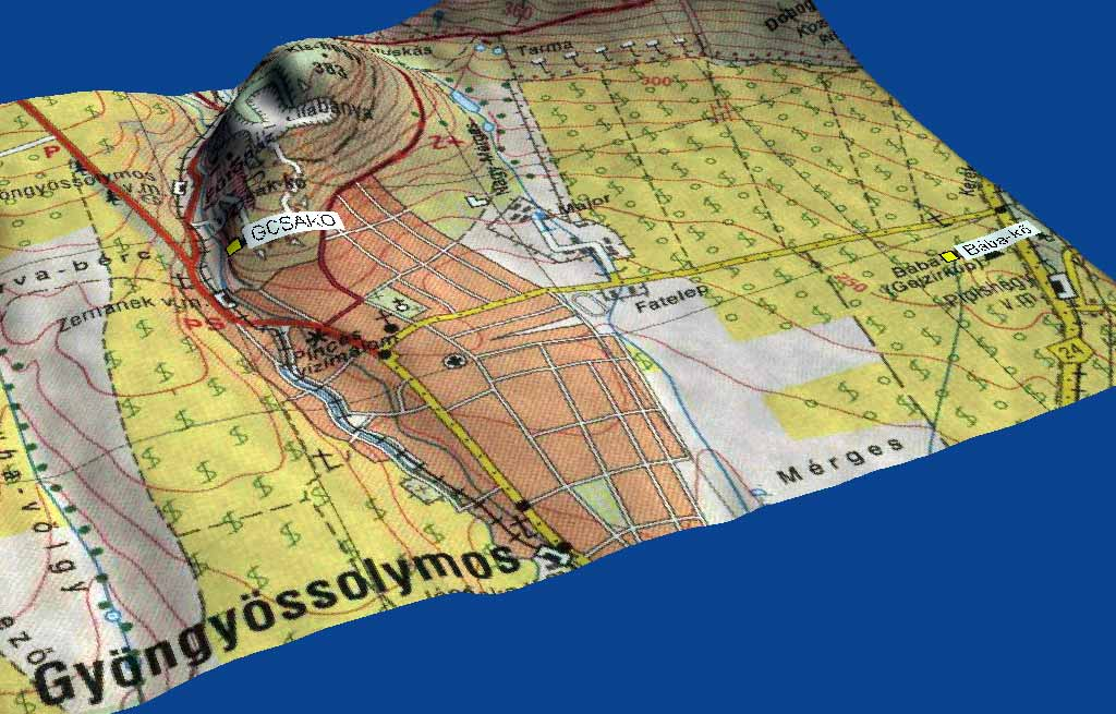 3d térkép 3D térkép 3d térkép
