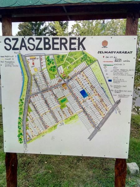 szászberek térkép GCSZB0