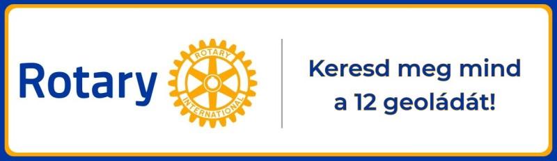 Rotary eseményládák banner