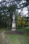 a Szent Imre szobor