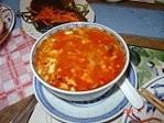 savanyú-erős leves