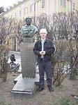 Luigi Kossuth mellett állok