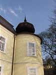 Jópofa, hagymakupolás torony :)