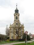Hevesaranyos, templom
