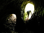 Kilátás a barlangból