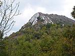 A Bél-kő déli szirtje