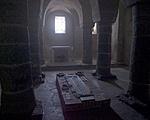 I. András sírhelye, Tihany