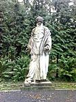 Kossuth szobor, Dombóvár szigeterdő