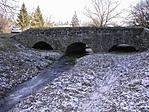 Híd a Vázsonyi-séd felett