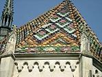 Majolika tető