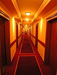 I. emeleti folyosó