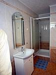 fürdőszoba, tusolókabin