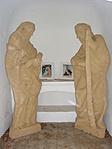 Sárgaföld-szobrok