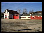 A Tűzoltóság épülete