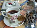 Tea ősszel