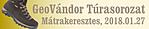 GeoVándor Túrasorozat banner by V_Gabor