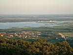 Sukoró és a tó  Forrás: GCvarz ládaoldal