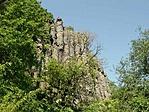 A Szent György-hegy bazaltorgonái