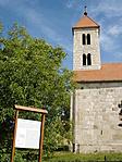 Felsőregmeci templom