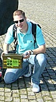 Geocaching Berlinben (2009)